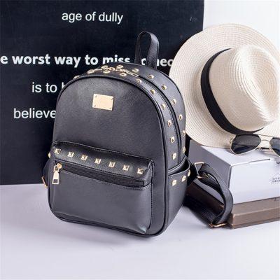 Backpack Aplikasi Studded Murah