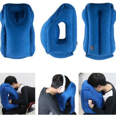 Bantal Smart Travel Warna Biru