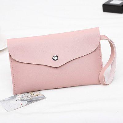 Envelope Wallet Murah Warna Pink
