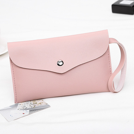Envelope Wallet Murah Warna Pink