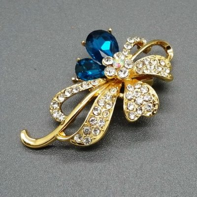 Grosir Bros London Blue Topaz Elegant