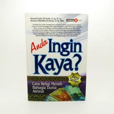 Grosir Buku Anda Ingin Kaya???