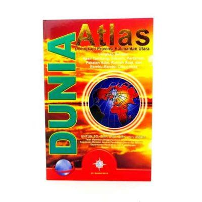 Grosir Buku Atlas Dunia Lengkap
