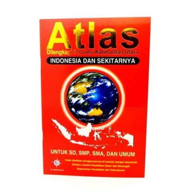Buku Atlas Indonesia Dan Sekitarnya