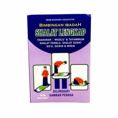 Buku Bimbingan Ibadah Shalat