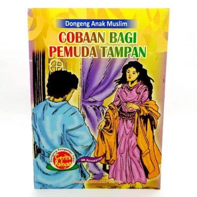 Grosir Buku Dongeng Anak Muslim Bergambar