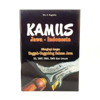 Grosir Buku Kamus Bahasa Jawa Indonesia