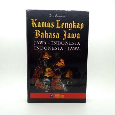 Grosir Buku Kamus Lengkap Bahasa Jawa - Indonesia