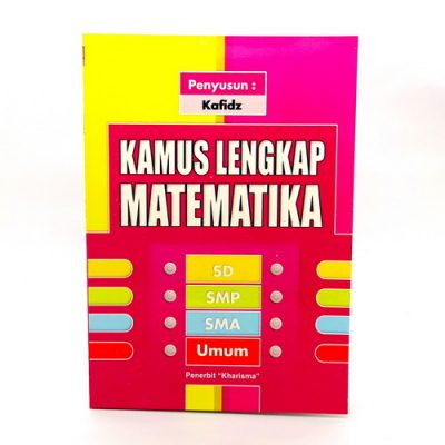 Grosir Buku Kamus Lengkap Matematika