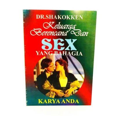 Grosir Buku Keluarga Berencana Dan Sex Bahagia