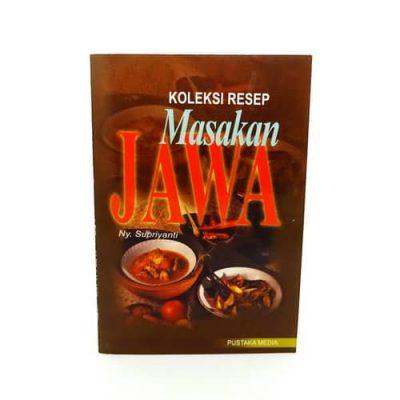 Grosir Buku Koleksi Resep Masakan Jawa