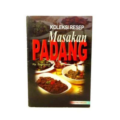 Grosir Buku Koleksi Resep Masakan Padang