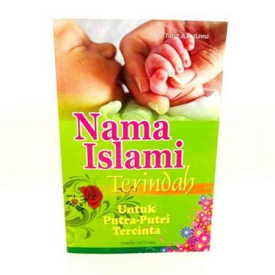 Grosir Buku Nama Bayi Islami Terindah Untuk Putra-Putri Tercinta