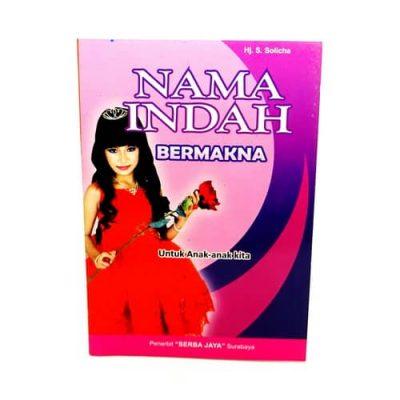 Grosir Buku Nama Indah Bermakna Untuk Anak-anak Kita
