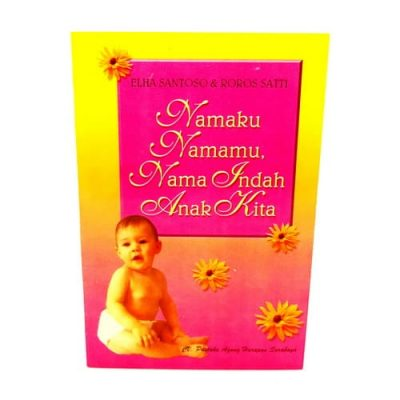 Grosir Buku Namaku Namamu Nama Indah Anak Kita