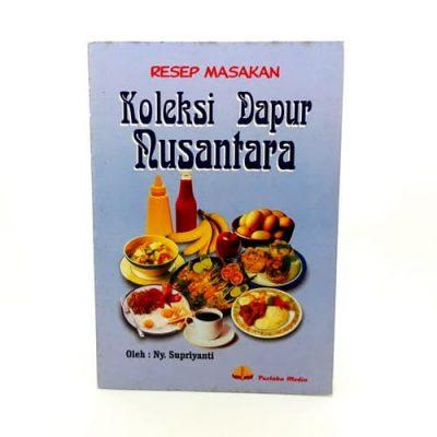 Grosir Buku Resep Masakan Koleksi Dapur Nusantara