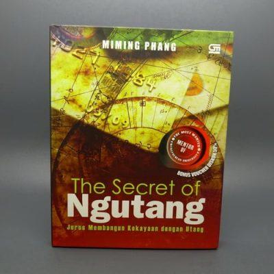 Grosir Buku Murah The Secret Of Ngutang Membangun Kekayaan