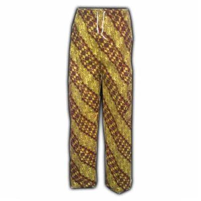 Grosir Celana Panjang Batik Kolor