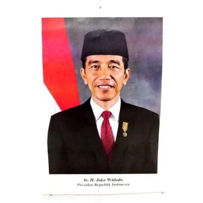 Grosir Poster Besar Presiden Ir. H. Joko Widodo