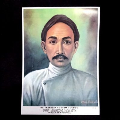 Grosir Poster Dinding Dr Wahidin Sudiro Husodo