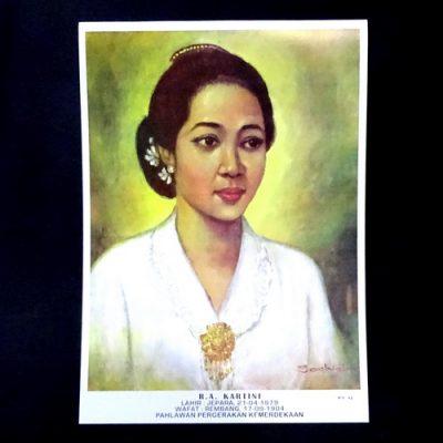 Grosir Poster Dinding RA Kartini