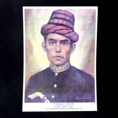 Grosir Poster Dinding Teuku Umar