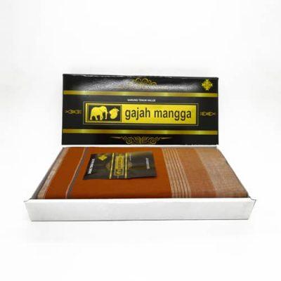 Grosir Sarung Gajah Mangga Warna Orange