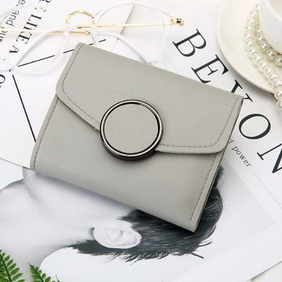 Mini Soft Leather Clutch