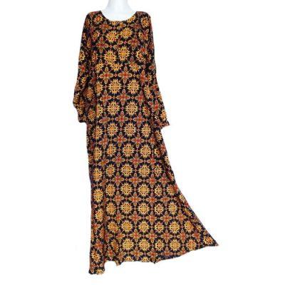 Baju Daster Batik Lengan Panjang