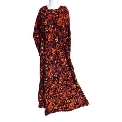 Daster Batik Lengan Panjang