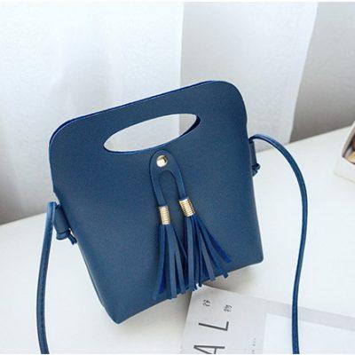 Hand Bag Mini Tasel