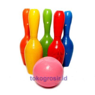 Mainan Anak Bowling
