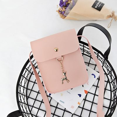 Sling Bag Mini Kijang Pink