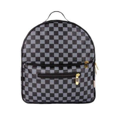 Tas Quinta Viola Backpack Hitam