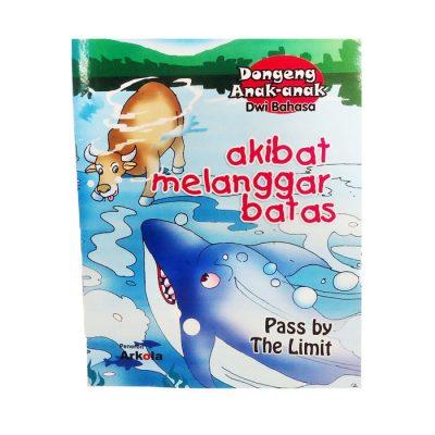 Buku Dongeng Anak Dwi Bahasa