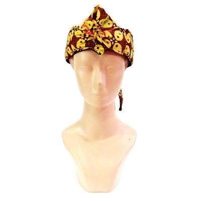 Ikat Kepala Batik Khas Sunda