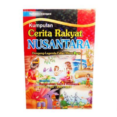 Buku Kumpulan Cerita Rakyat Nusantara