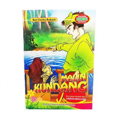 Buku Seri Cerita Rakyat Malin Kundang