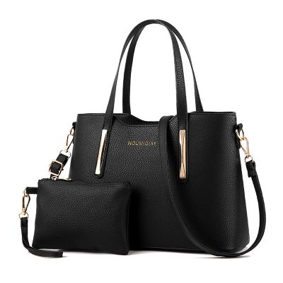 Hand Bag Set With Purse Model T1133