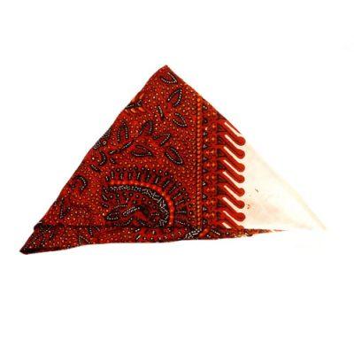 Ikat Kepala Batik Tulis Murah