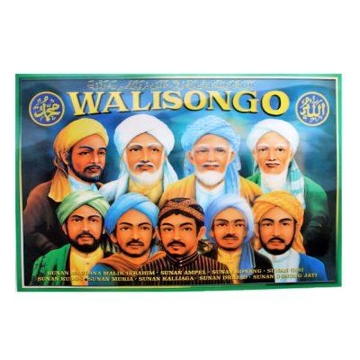 Poster 3D Walisongo