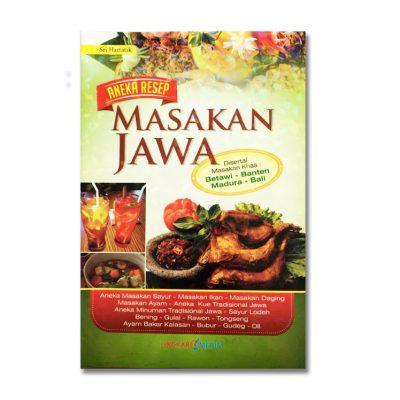 Buku Aneka Resep Masakan Jawa