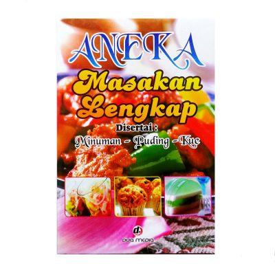 Buku Aneka Resep Masakan Lengkap
