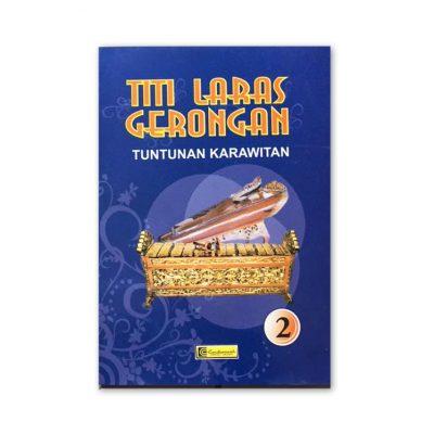 Buku Titi Laras Gerongan Karawitan Jilid 2