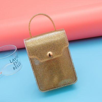 Jelly Mini Sling Bag Tiny Button 2018