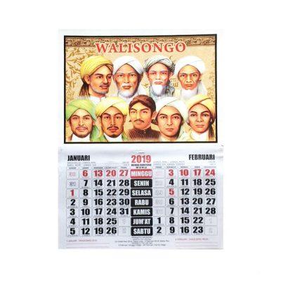 Kalender 2019 Gambar Walisongo