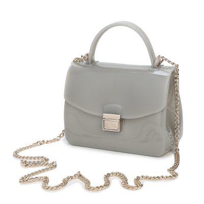 Tas Sling Bag Jelly Rantai Model T1211