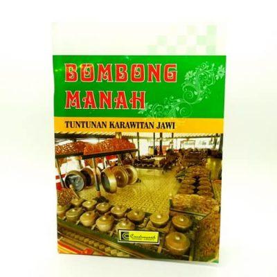 Buku Bombong Manah Karawitan Jawa