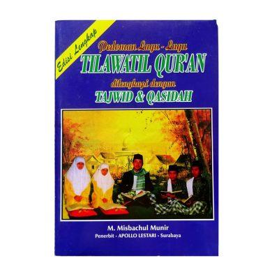 Buku Lagu Tilawatil Qur'an Qasidah
