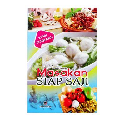 Buku Masakan Siap Saji